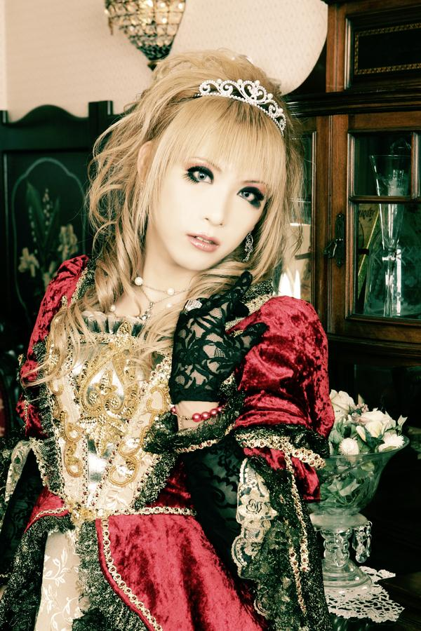 hizaki without makeup. ball, because on January
